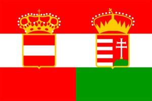 Avstro-Ogrska zastava
