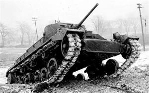 Tanki so bili velika pridobitev druge svetovne vojne