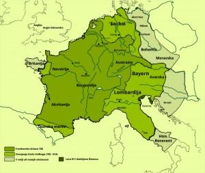 Ozemlje Frankovske države
