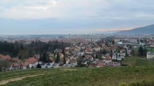 Pogled na Maribor