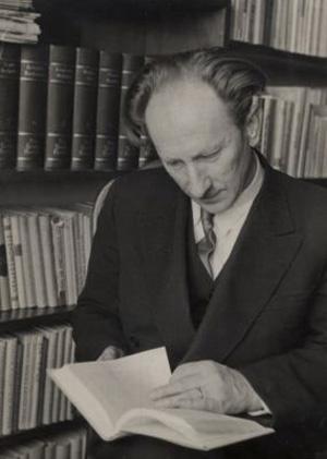 Edvard Kocbek - pisatelj, pesnik in politik
