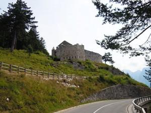 Zgornja trdnjava Predel